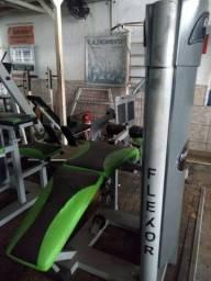 Vendo aparelhos de musculação (Favor ler o anúncio)
