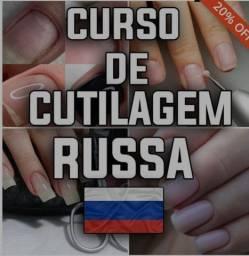 Curso de Cutilagem Russa