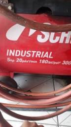 Vende-se compressor marca schrader