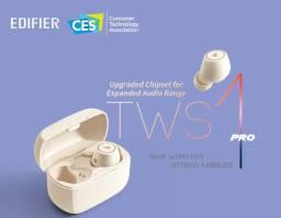 Fone Edifier Tws1 Pro Bluetooth 5.2 - cor Ivory - em até 12x