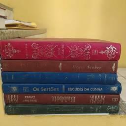 Título do anúncio: coleção de livros, tudo por R$ 290,00