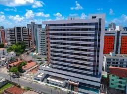 Título do anúncio: Apartamento para venda com 85 metros quadrados com 3 quartos em Ponta Verde - Maceió - AL