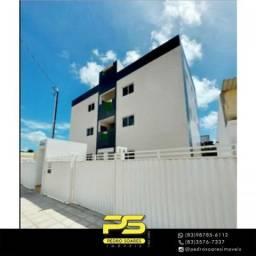 Apartamento com 2 dormitórios à venda, 48 m² por R$ 130.000 - MANGABEIRA VIII - João Pesso