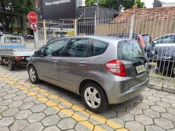 Honda Fit LXL 1.4 Flex 2010 - Bancos de Couro - Entrada Zero + 60x 999