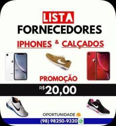 Lista Fornecedores Promo