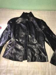 Jaqueta de couro as 2 por 150$