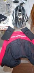 Título do anúncio: Kit de segurança para bike
