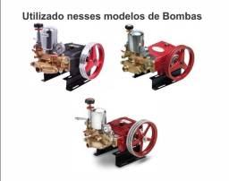 Título do anúncio: Bomba 3 pistão para vap profissional ou pulverização agrícola