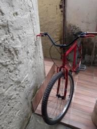 Título do anúncio: Troco em celular ou vendo essa Bike