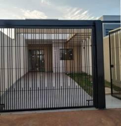 Título do anúncio: Casa à venda com dois quartos no jardim Oriental em Sarandi