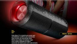 Caixa Bluetooth Pulse Speaker Wave II Preta - SP355