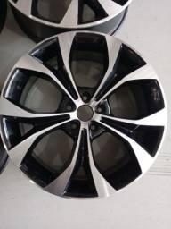 Título do anúncio: Rodas Aro 20 Honda Civic Com Pneus