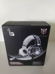 Fone Gamer - Headset Onikuma k5 Camuflado