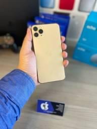 Título do anúncio: iPhone 11 Pro Max   64GB   ESTUDO TROCA   113