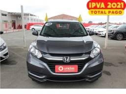 Honda HRV- 1.8 16v Flex LX Automático 2018 Impecável