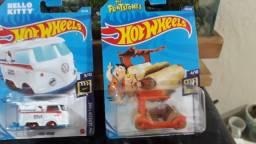 Hot wheels temáticos
