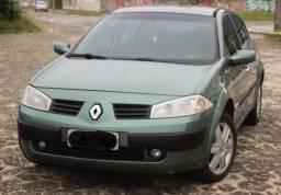 Renault megane dynamique 2.0 aut. Barbada