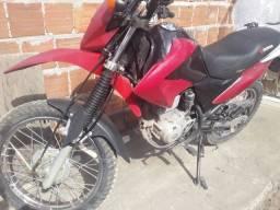 Moto bros vermelha 2012!