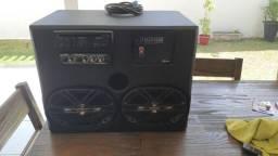 Vende-se caixa de som (autofalante) Bravox 6 x 9 Mix