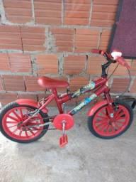 Bicicleta, infantil.