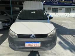 VW SAVEIRO TREND 1.6 GNV 2014 BAU = 32.900