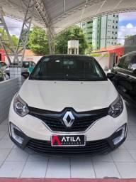 Renault captur 1.6 2018 cambio automático extra!!!