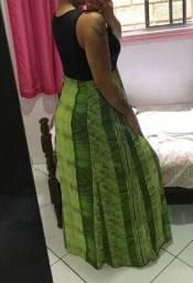 Vestido longo - G