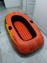 Barquinho inflável Intex Explorer
