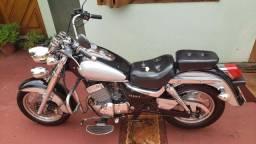 Moto shineray custom xy 250
