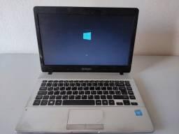Título do anúncio: Notebook Samsung NP370E4K