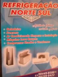 Título do anúncio: Assistência técnica em refrigeração