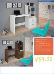 Mesa com armario