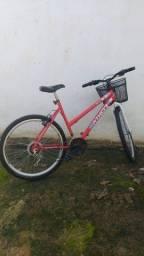 Bicicleta muito NOVA!!!<br>Com documento.