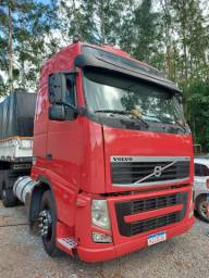 Volvo FH Globetrotter 440 6x2 2010 Automático Completo Bitrem Noma 2013 Top.