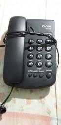 Aparelho de Telefone Fixo Elgin - Simples