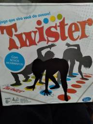 Jogo Twister /com novos movimentos