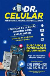 Assistência técnica especializada em smartphones