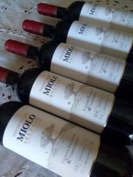 Kit 5 vinhos - MIOLO Reserva
