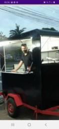 Promocao da semana  trailer food truck