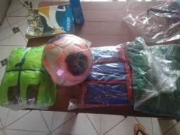 Bolas e Jogos de camisas completos