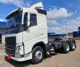 Volvo FH540 Globetroter I-shifit 6x4 ano 2019