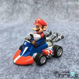 Título do anúncio: Mario kart, brinquedo para coleção Super Mario, novo, na caixa