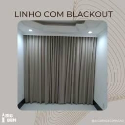 Título do anúncio: Linho com blackout
