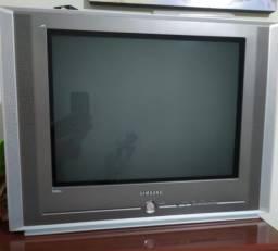 Título do anúncio: Televisor Tubo Tela Plana 21 polegadas - Samsung