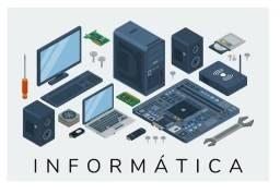Manutenção de computadores, servidores e notebooks