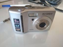 Câmera Samsung S630 (Não funciona)