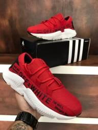 Tênis adidas off white $160