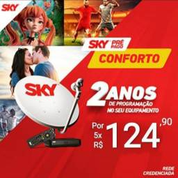 SKY CONFORTO HD