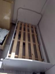 Mini cama com colchão (caminha infantil)