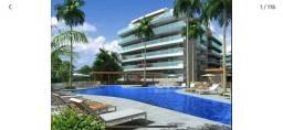 Alugo apartamento em frente à Praia Grande